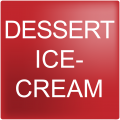 Desserts, Icecream and Sorbets